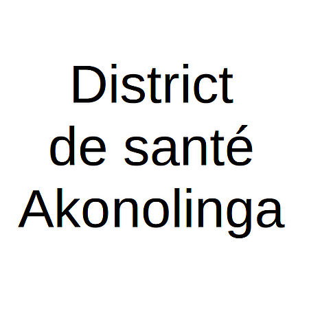 District de santé d'Akonolinga
